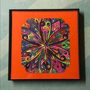 Other - NWOT Handmade Boho Decor Art